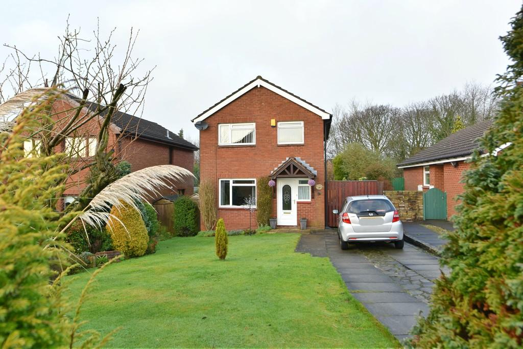 4 Bedrooms Detached House for sale in Foxfold, Fosters Green