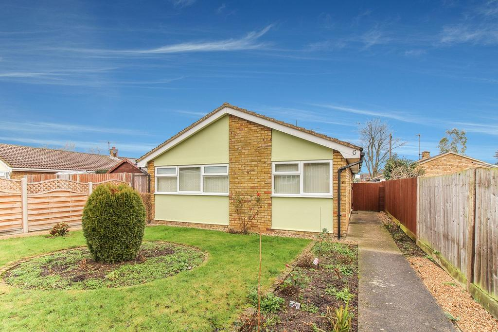 3 Bedrooms Detached Bungalow for sale in Rookery Walk, Clifton, SG17