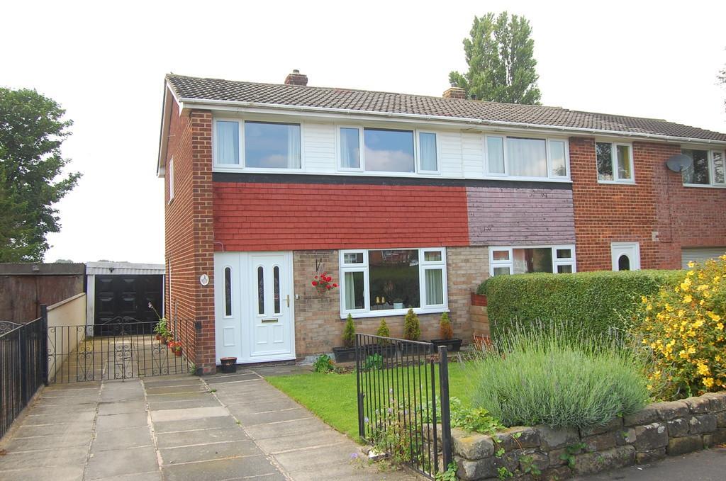 3 Bedrooms Semi Detached House for sale in De Ferrers Road, Brompton, Northallerton