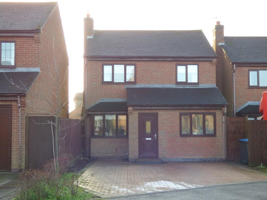 3 Bedrooms Detached House for sale in Stanton Road, Ashbourne
