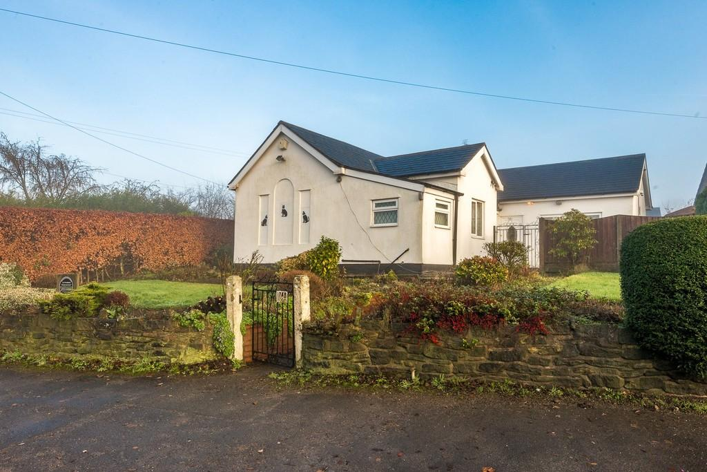 3 Bedrooms Detached Bungalow for sale in CAT I'TH' WINDOW COTTAGE, 164 Almond Brook Road