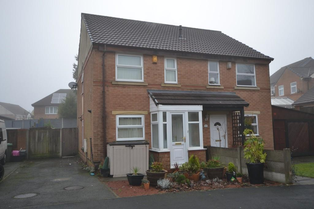 3 Bedrooms Semi Detached House for sale in Shevington Close, Sutton, St. Helens