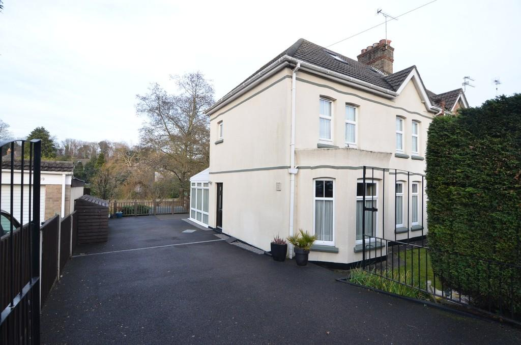 3 Bedrooms Semi Detached House for sale in Surrey Road, Poole