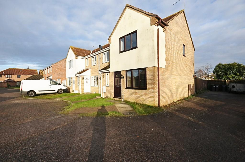 2 Bedrooms End Of Terrace House for sale in Millfield, Castleton Way, Eye