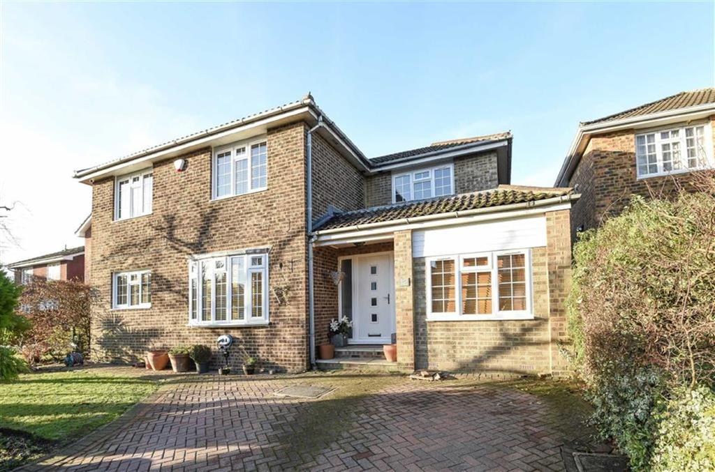 5 Bedrooms Detached House for sale in Rockways, Arkley, Hertfordshire