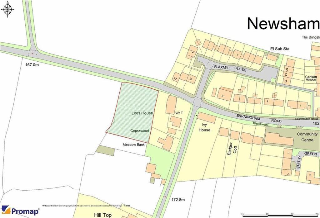 Newsham Richmond North Yorkshire Land 163 325 000