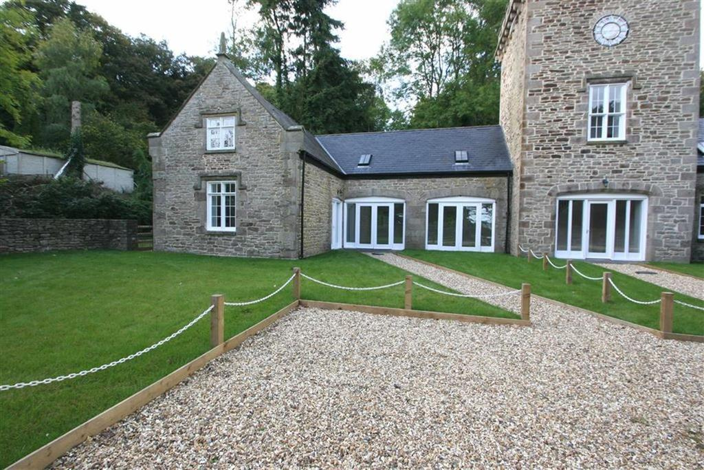 4 Bedrooms End Of Terrace House for sale in Norton Manor, Norton, Presteigne, Powys