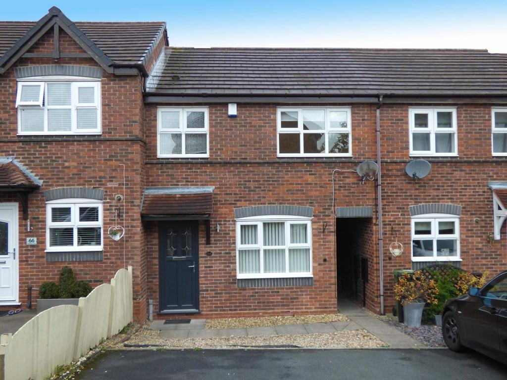 3 Bedrooms Mews House for rent in 64 Sweetbriar Way, Heath Hayes, WS12 2US