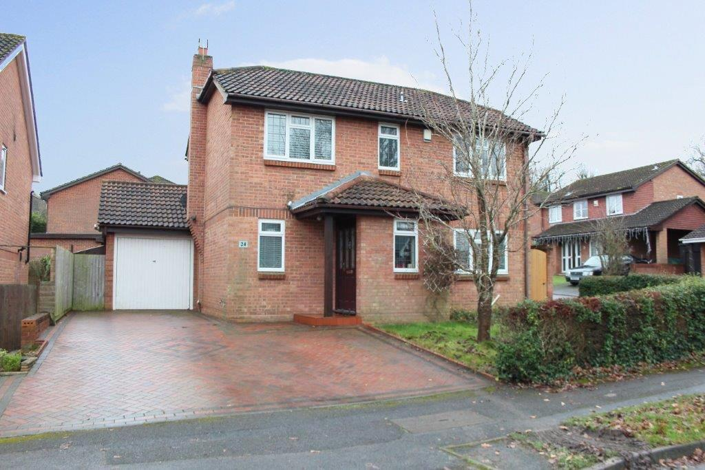 4 Bedrooms Detached House for sale in Upper Northam Close, Hedge End SO30