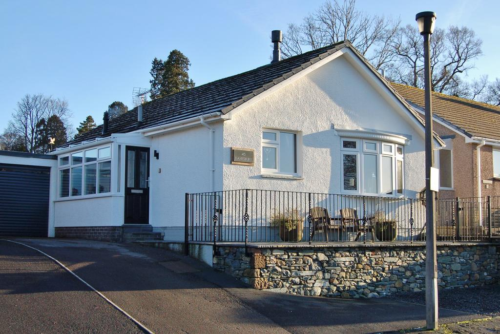 2 Bedrooms Detached Bungalow for sale in 43 Brandlehow Crescent, Keswick CA12