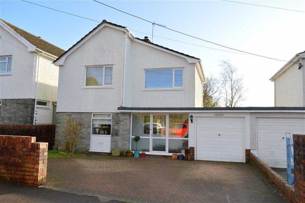 4 Bedrooms Detached House for sale in Chapel Road, Swansea, Swansea