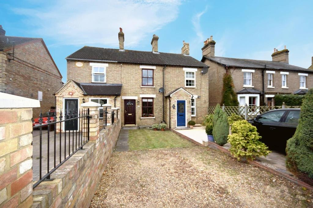 2 Bedrooms Terraced House for sale in Fairfield Road, Biggleswade