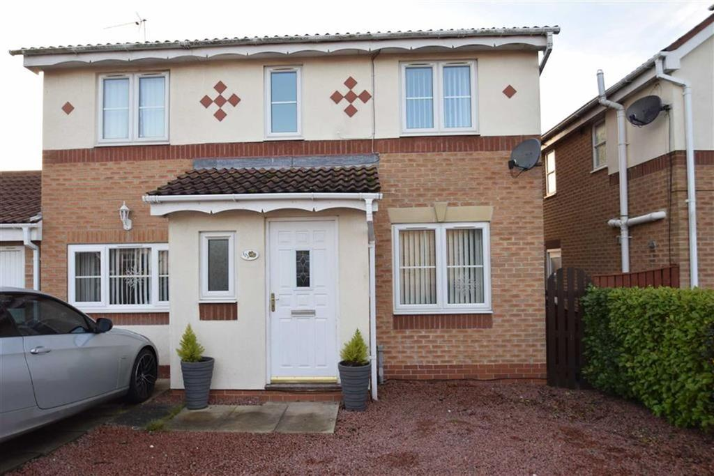 4 Bedrooms Detached House for sale in Aysgarth Rise, Bridlington, East Yorkshire, YO16