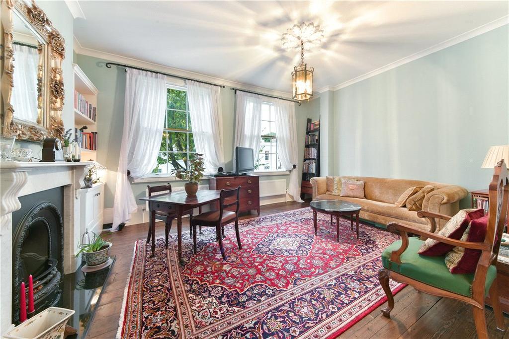 2 Bedrooms Flat for sale in Hemingford Road, Barnsbury, London, N1