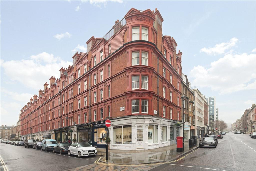 2 Bedrooms Flat for sale in Wendover Court, Chiltern Street, Marylebone, London, W1U
