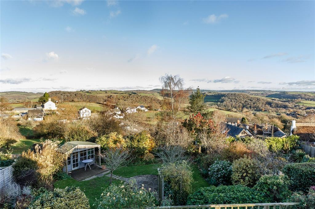 4 Bedrooms Detached House for sale in Bridford Road, Christow, Exeter, Devon