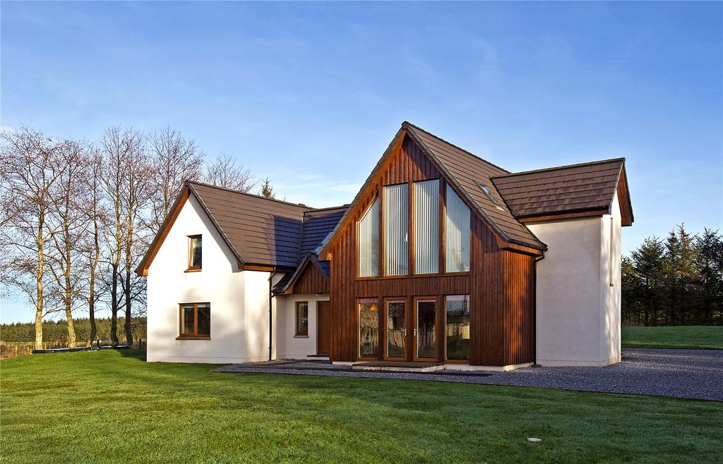 4 Bedrooms Detached House for sale in Hanmer Lodge, Clochan, Buckie, Banffshire