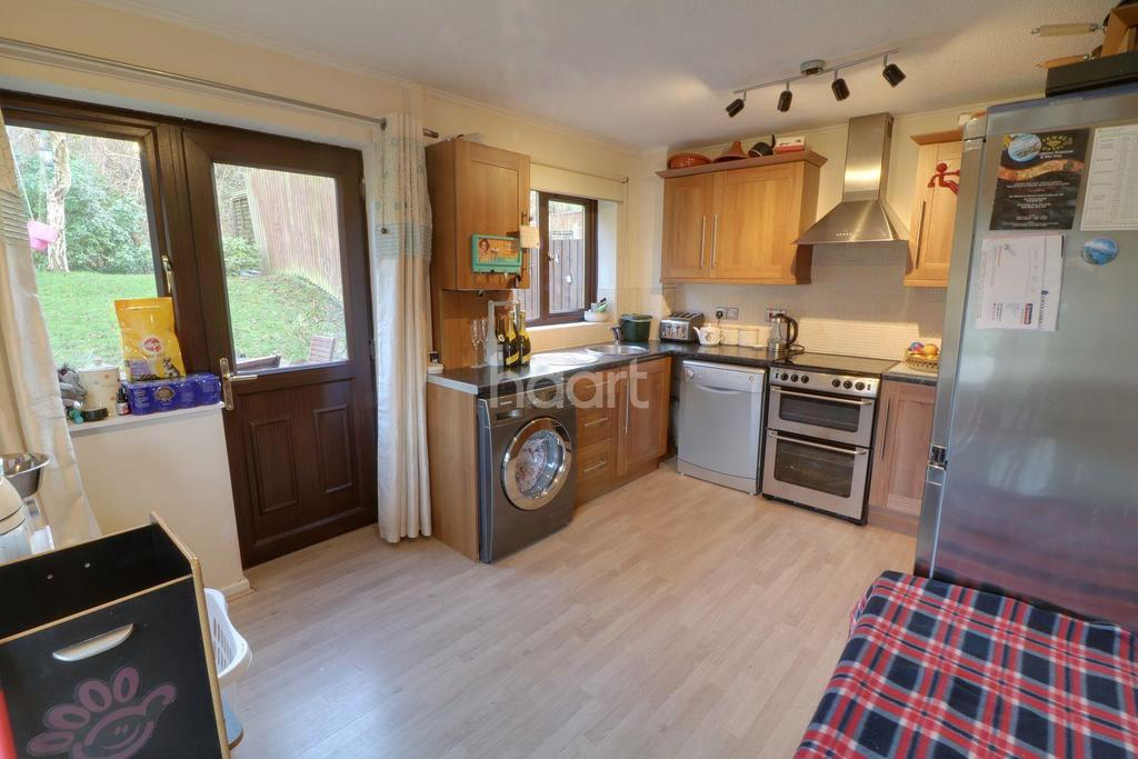 3 Bedrooms Semi Detached House for sale in Wyefield Court, Monmouth