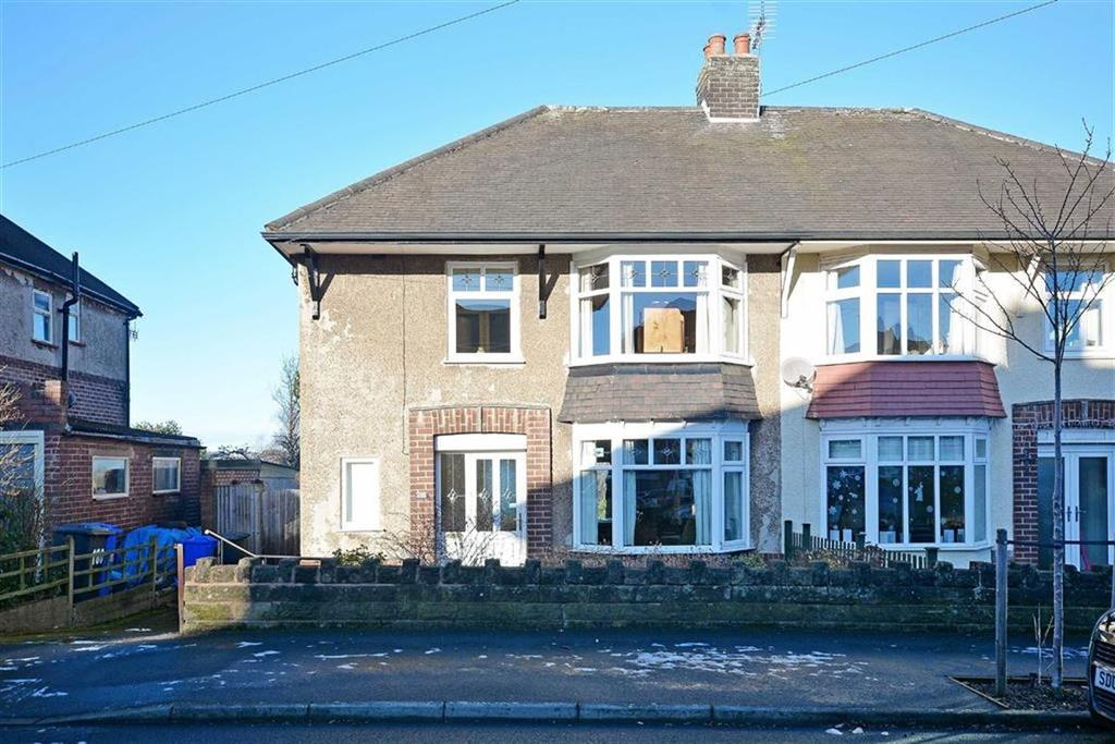 3 Bedrooms Semi Detached House for sale in 178, Westwick Road, Greenhill, Sheffield, S8