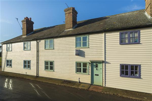 3 Bedrooms Terraced House for sale in Mill Cottages, Otterden Road, Eastling