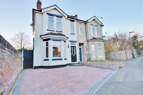 3 bedroom semi-detached house for sale - West Road, Woolston