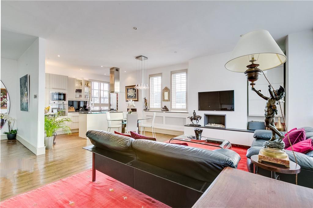 2 Bedrooms Flat for sale in Tamworth Street, West Brompton