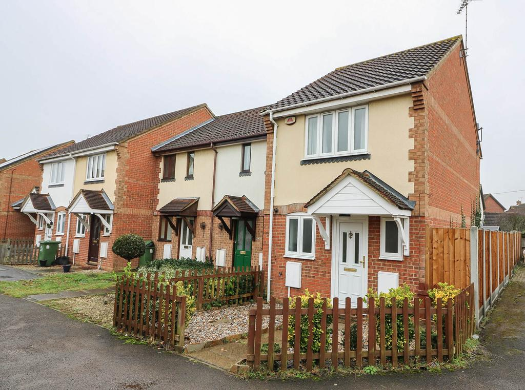 2 Bedrooms End Of Terrace House for rent in Sweet Briar Drive , Basildon SS15