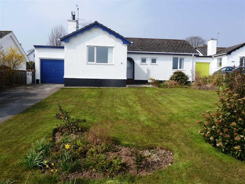 3 Bedrooms Detached Bungalow for sale in Garth Wen, LLanfaes Beaumaris, Anglesey