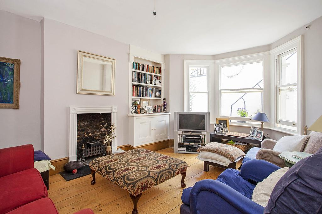 2 Bedrooms Flat for sale in Chesilton Road, SW6