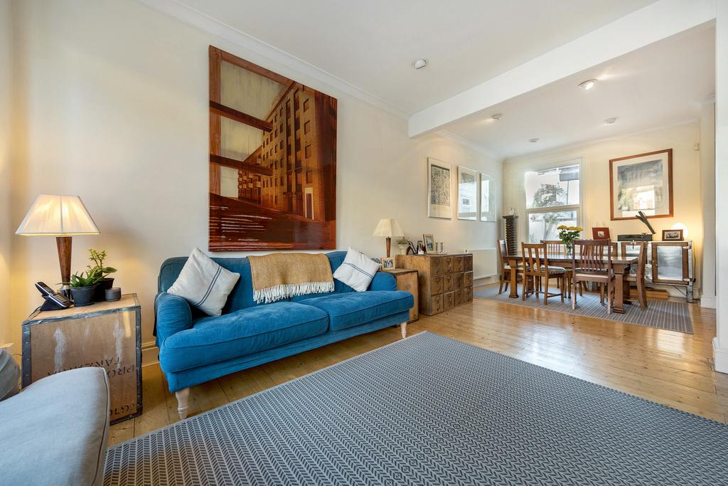 4 Bedrooms End Of Terrace House for sale in Esmond Road, NW6