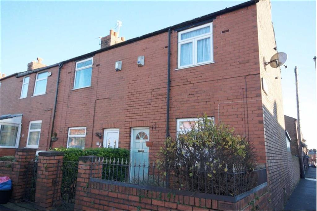 2 Bedrooms End Of Terrace House for rent in Rivington Road, Newtown, St Helens, WA10