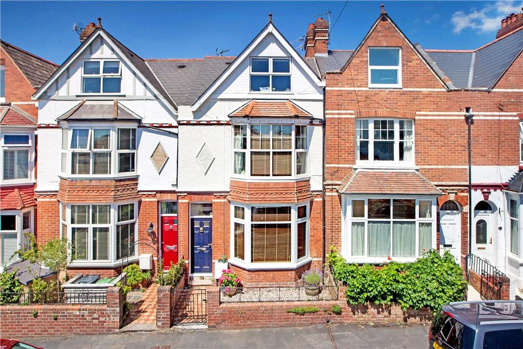 5 Bedrooms Terraced House for sale in Barnardo Road, Exeter, Devon, EX2
