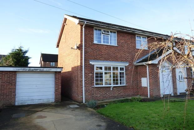 3 Bedrooms End Of Terrace House for sale in Orchard Close, Louth, LN11