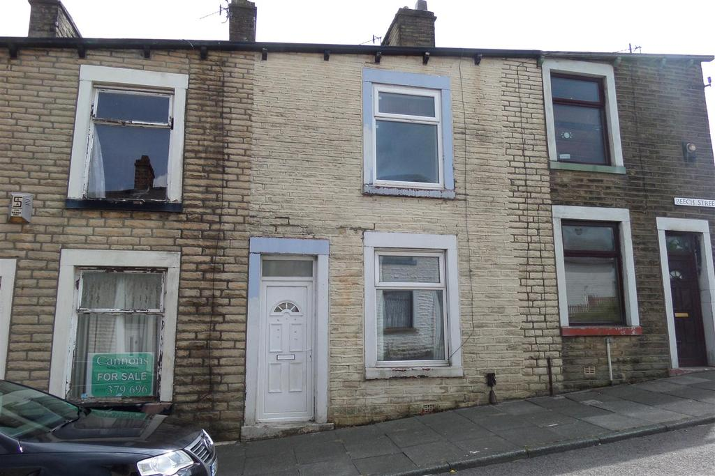 2 Bedrooms Terraced House for sale in Beech Street, Padiham, Burnley