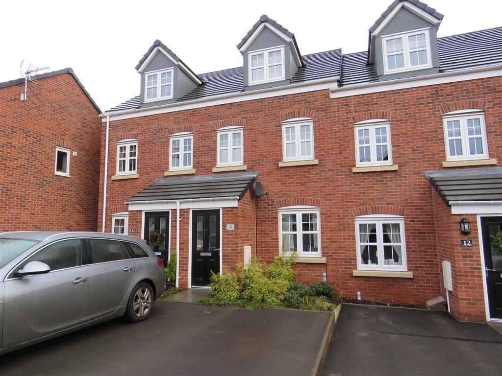 3 Bedrooms Semi Detached House for rent in Windlass Drive, Ellesmere, SY12