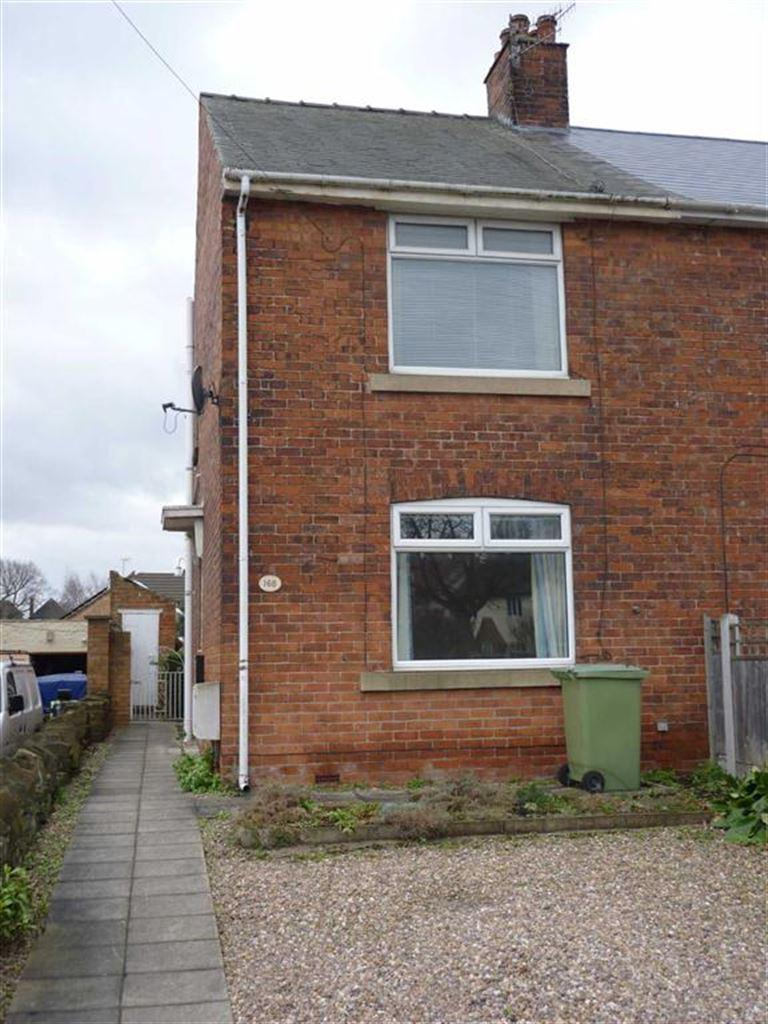 2 Bedrooms Semi Detached House for rent in Newbold Road, Newbold, Chesterfield, S41 7AF, S41