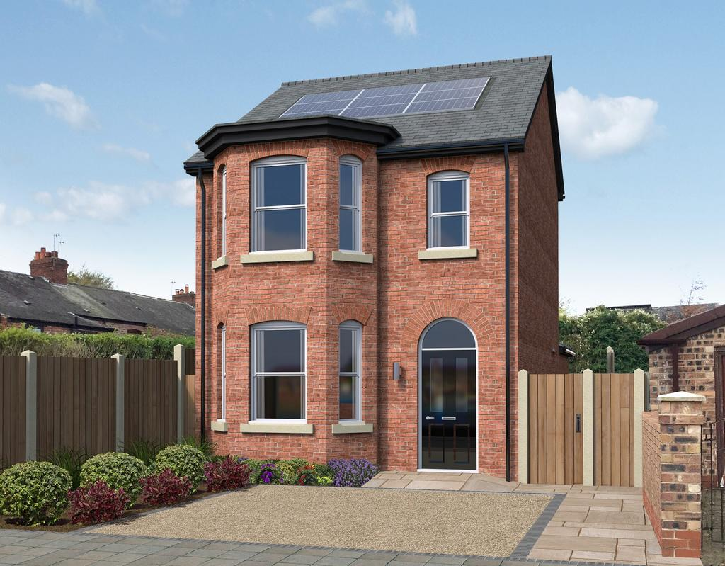 4 Bedrooms Detached House for sale in Land Adjacent To 5 James Street, Sale