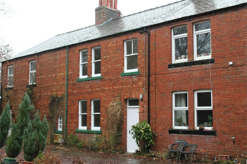 3 Bedrooms Terraced House for rent in Meadow View, Aspatria, Wigton, Cumbria