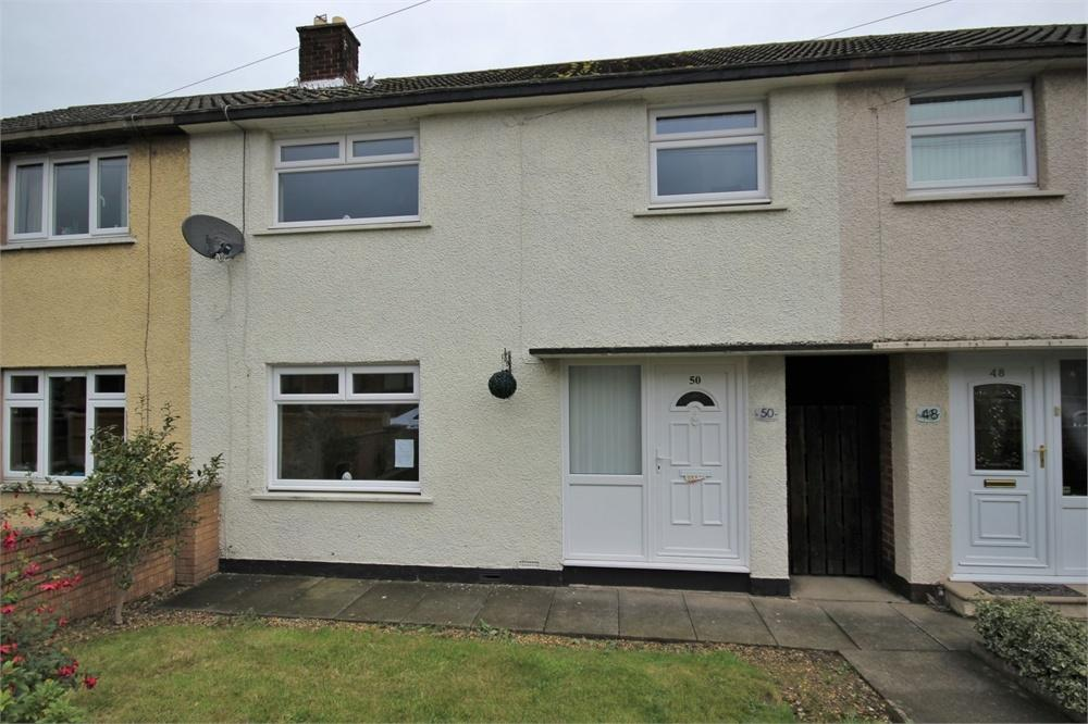 3 Bedrooms Terraced House for sale in Clapgate Crescent, Widnes, Cheshire
