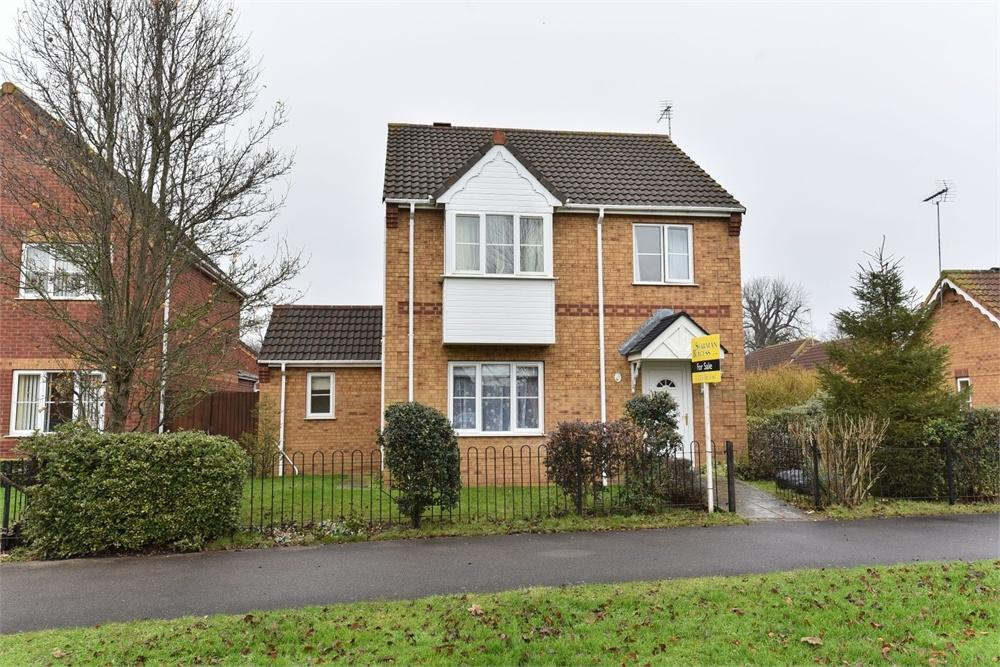 3 Bedrooms Detached House for sale in Hemington Way, Kirton, Boston, Lincolnshire