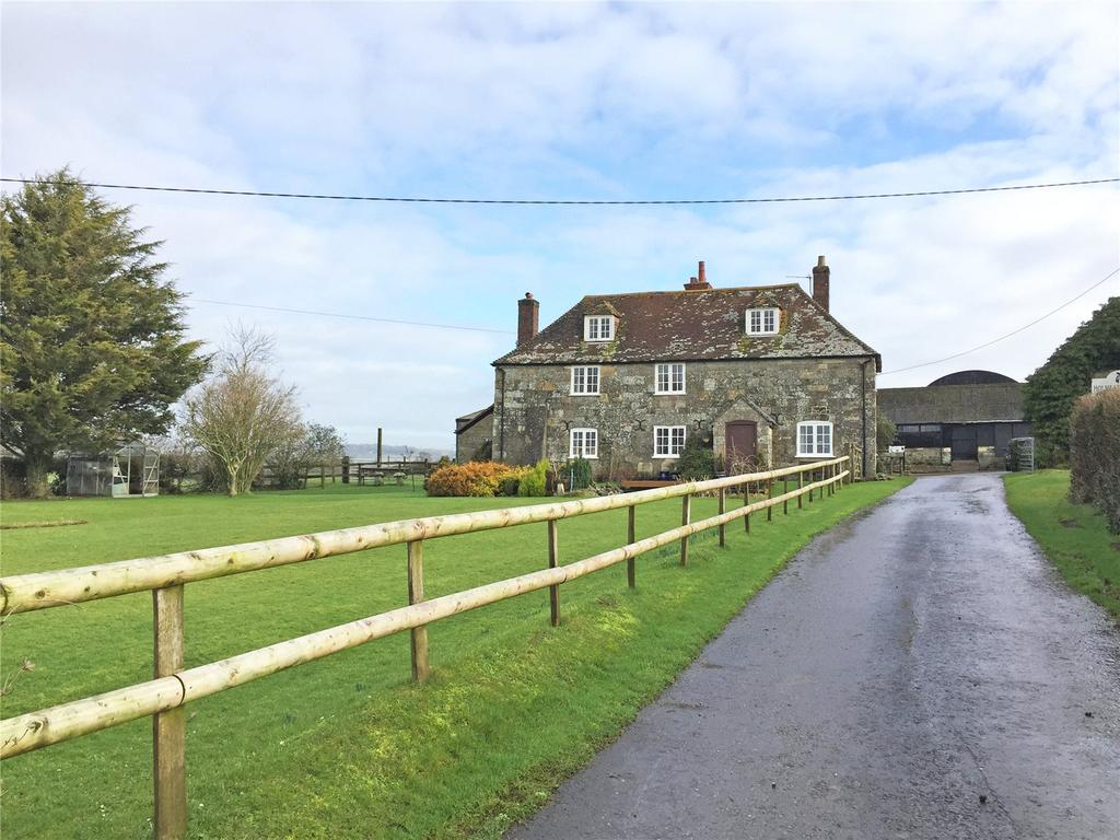 3 Bedrooms Equestrian Facility Character Property for sale in Hartgrove, Shaftesbury, SP7