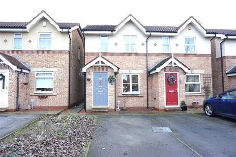 2 bedroom semi-detached house for sale - Bishop Kempthorne Close, Hessle, Hull, HU13