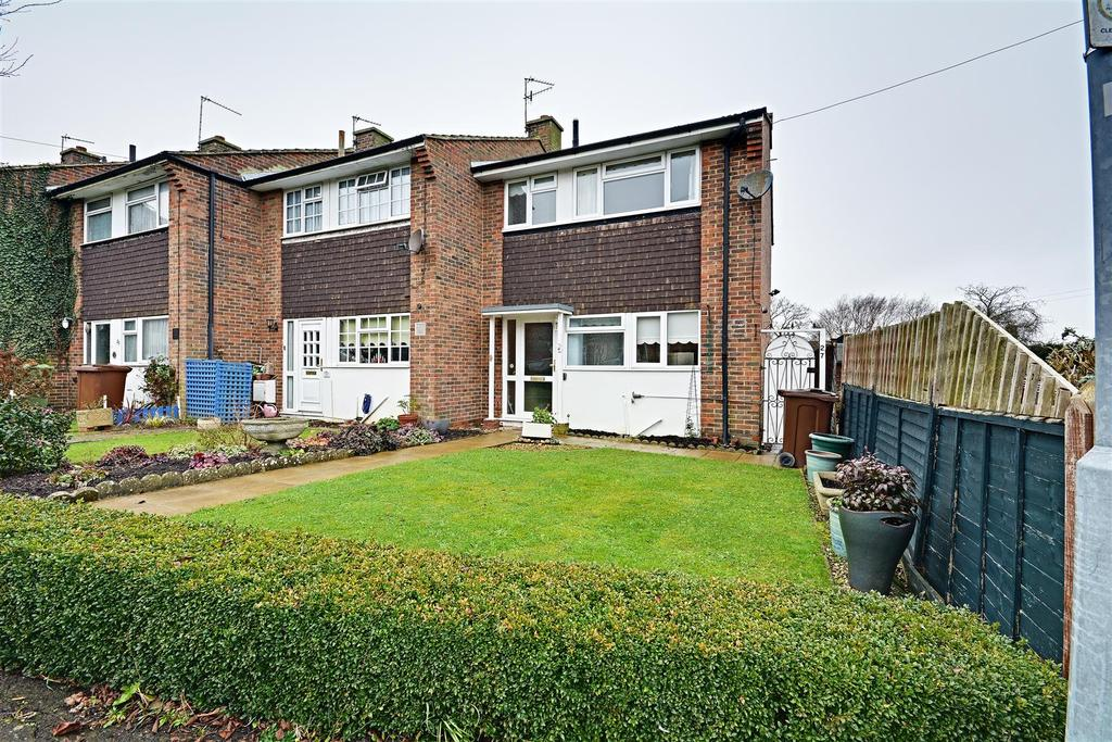 3 Bedrooms End Of Terrace House for sale in Green Lane, Bexhill-On-Sea