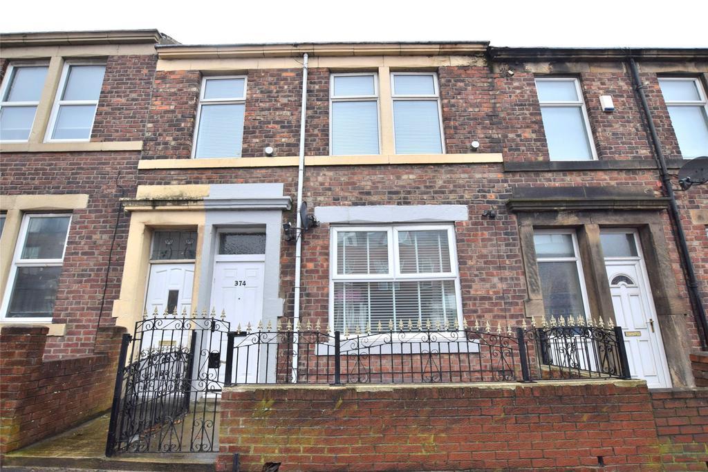 2 Bedrooms Maisonette Flat for sale in Gateshead