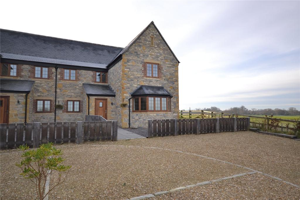 4 Bedrooms Semi Detached House for sale in Bineham Lane, Yeovilton, Yeovil, Somerset