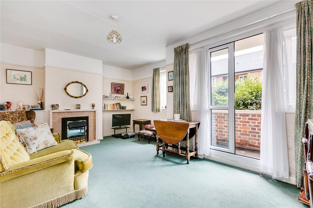1 Bedroom Flat for sale in Grove Road, Barnes, London