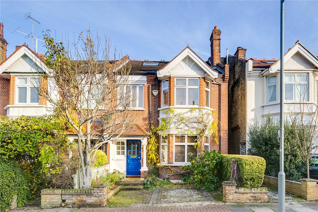 5 Bedrooms Terraced House for sale in Dungarvan Avenue, Putney, London