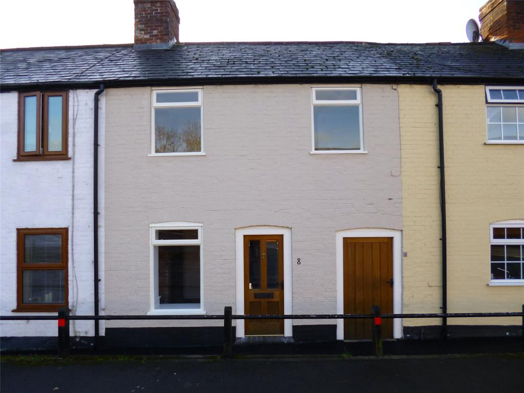 2 Bedrooms Terraced House for sale in Temeside, Ludlow, Shropshire