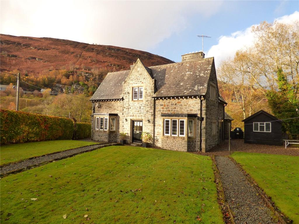 4 Bedrooms Detached House for sale in Elan Village, Elan Valley, Rhayader, Powys