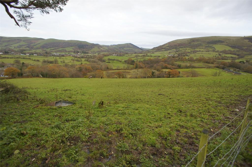 Land Commercial for sale in Tafolwern, Llanbrynmair, Powys